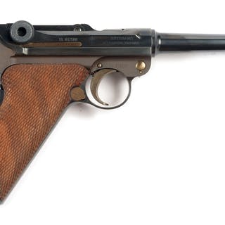 Interarms imported Mauser Model 1900 Pattern American...