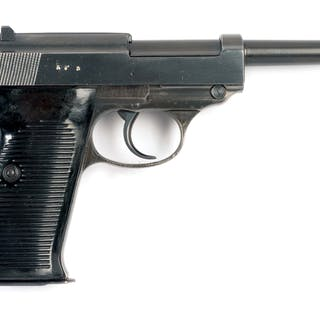 J series CYQ p-38 pistol with holster