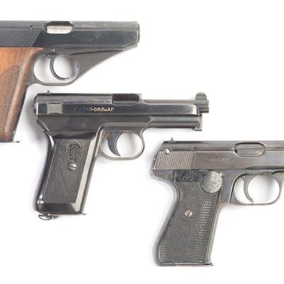 A) Mauser HSC   Barnebys