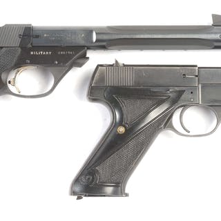 "(A) 1970 manufactured Supermatic Citation with 7 - 1/4"" fluted barrel"