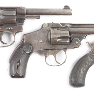 (A) Colt New Police
