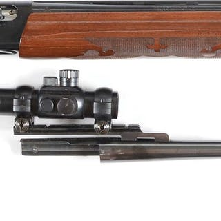 Offered is a standard 20 bore lightweight Model 1100 with...