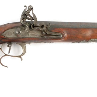 A classic Empire period officer's pistol
