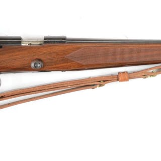 Amongst the most desirable of any .22 bolt action sporting rifle ever made