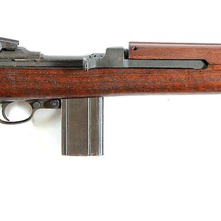 "Winchester manufactured M1 carbine with ""W"" marked barrel..."