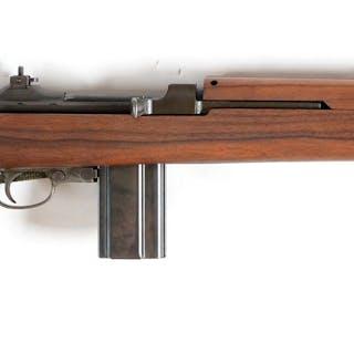 IBM manufactured M1 carbine with IBM Corp