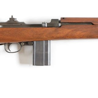 National Postal Meter manufactured M1 carbine with...