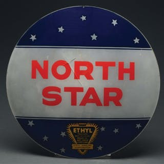 """Lot Consists Of: North Star Energy 13.5"""" Globe Lens"""