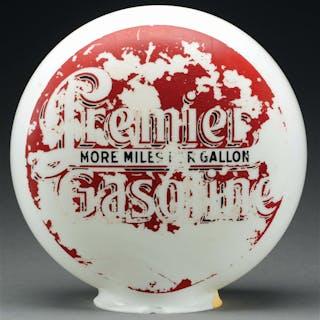 One Piece Etched Globe