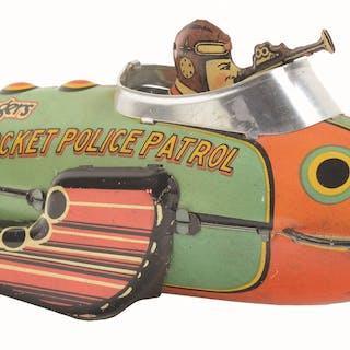 Later version than Rocketship