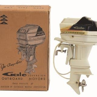 Considered the 'Holy Grail' of toy outboard motors
