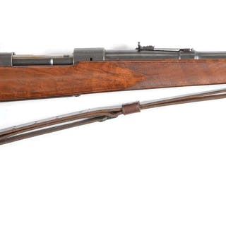 This rifle was made in 1940 and is standard in all respects