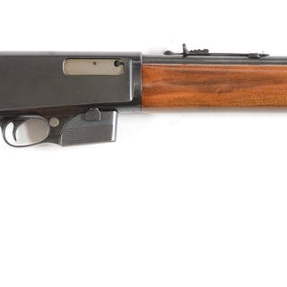 Winchester introduced the .351 SL in the Winchester Model...