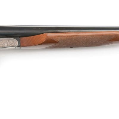 Very nice Anson and Deeley designed 10 gauge with fluid...
