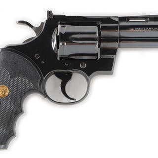 Built in 1998 comes the King of the Colt double action revolver line-up