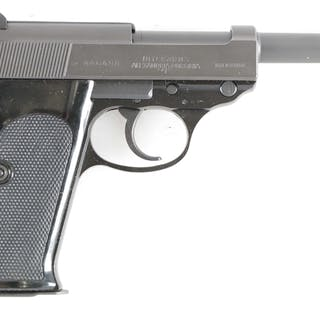 Made in Germany and imported by Interarms