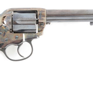 "Offered is a stunning 90% plus antique Colt 6"" .38 LC..."