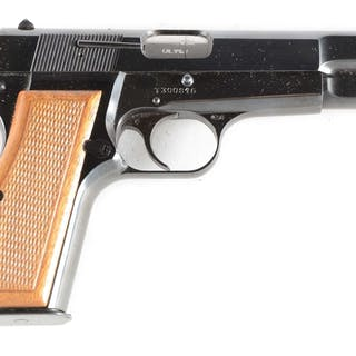 Outstanding and possibly unfired T-Series Browning High...