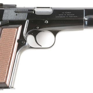 Considered by many to be the finest semi-automatic pistol ever made