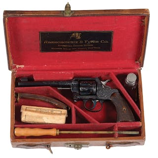 This revolver was made in 1904