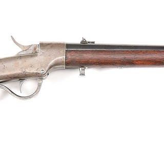 This carbine is almost identical to the .44 Rimfires sold...