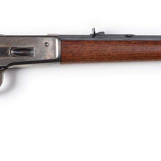 Very fine Winchester 1886 Rifle in the classic full octagon