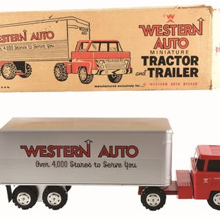 Both have original boxes