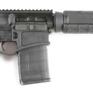 Chambered for .308 Win/ 7.62 Nato