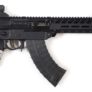 The SIG Sauer 556xi standard semiautomatic tactical rifle...