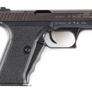 This magazine fed pistol was made in West Germany and...