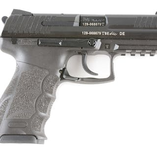 Heckler and Koch P30 is a full size polymer framed semi-auto pistol