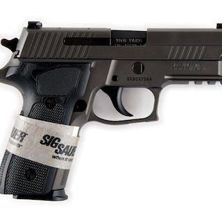 SIG Sauer P229 Legion compact semi-automatic pistol