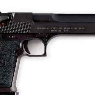 Original early Israel produced Desert Eagle Pistol...