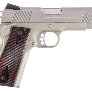 Fantastic Colt Lightweight Commander in .45 ACP