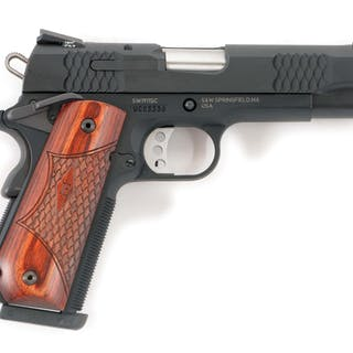 Gun is a standard configuration 1911SC series featuring...
