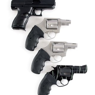 Lot consists of (A) High Point Model C9 Semi-automatic pistol