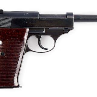 Standard configuration Mauser made byf 43 P38 pistol