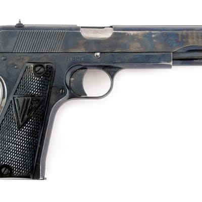 B series serial number high polish P-35 Radom pistol with