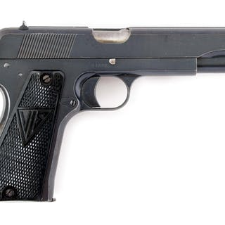 Very fine pre-War eagle 39 Polish Radom 9mm pistol