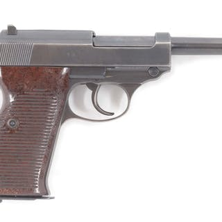 Standard configuration Mauser P38 pistol