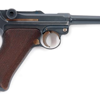 Manufactured for the German military by Mauser