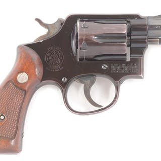 Smith & Wesson USAF M13 aircrewman lightweight revolver chambered in .38 Special