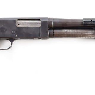 World War II production Stevens 520 trench gun / riot gun