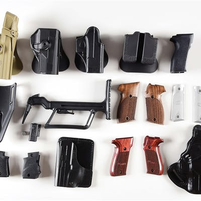 16 holsters