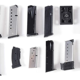 Includes OEM magazines for companies such as FNH USA