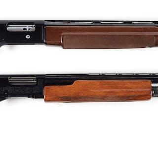 Lot consists of (A) Beretta Model A 303
