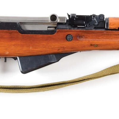 Chinese Norinco manufactured SKS rifle imported by POLY U.S.A