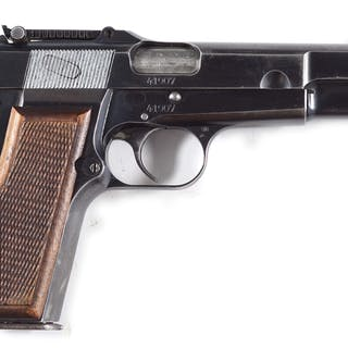 Features include Dovetailed inverted V front sight 50...
