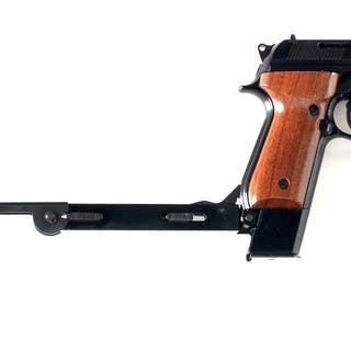 Very highly sought Beretta Model 93R select fire (burst...