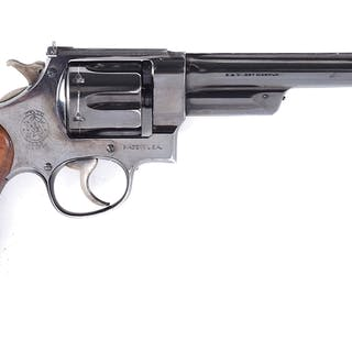 Rare 7 inch barrel chambered in .357 Magnum caliber